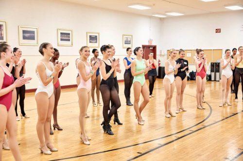 RCCS Open Rockettes Auditions