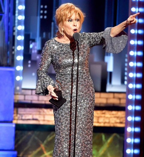 Bette Midler - Tony 2017