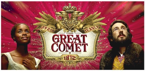 THE GREAT COMET LOGO